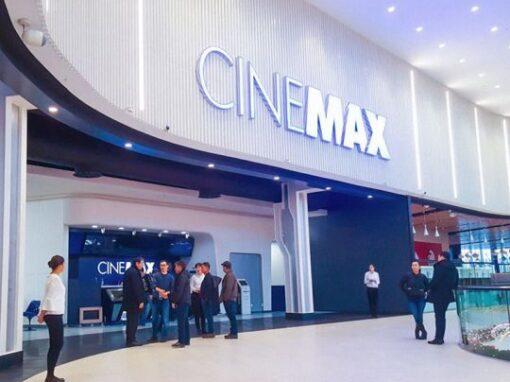 Cinemax Almaty Kazakhstan