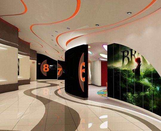CinemaPlus Genclik Mall Baku Azerbaijan