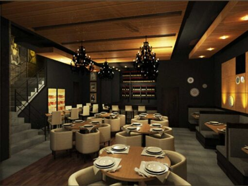 Luxor Steak House Restaurant Sochi Russia